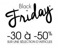 San Marina: Black Friday : jusqu'à -50% sur une sélection d'articles