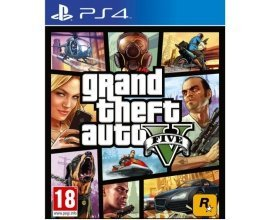 Cdiscount: Jeu GTA V sur PS4 à 23,63€