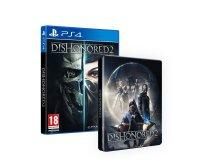 Amazon: Dishonored 2 avec Steelbook  sur PS4 et Xbox One à 47,99€