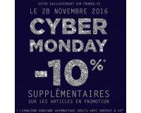 Promod: [Cyber Monday] -10% supplémentaires sur les articles en promotion