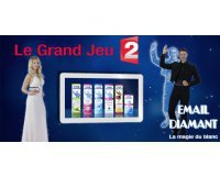 FranceTV: 1 iPad Air 2 16Go & 6 dentifrices Email Diamant à gagner
