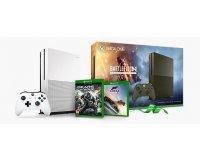 Microsoft: Un pack Xbox One S acheté = les jeux Gears of War 4 et Forza Horizon 3 offerts