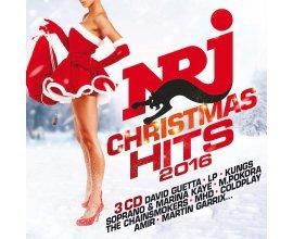 "NRJ:  60 compilations CD ""NRJ Christmas Hits 2016"" a gagner"