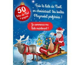 TF1: 50 lots de jouets Playmobil aux choix à gagner