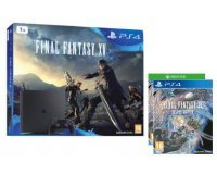 Jeux Vidéo and Co: 1 PS4 1To FF XV & 5 jeux FF XV Edition Deluxe à gagner