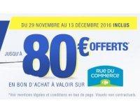 Allopneus: Jusqu'à 80€ offerts en avoir chez Rue Du Commerce pour l'achat de pneus Michelin