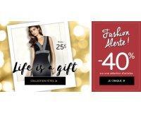 Mim: Fashion Alerte : -40% sur une sélection d'articles