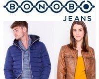 Bonobo Jeans: 30% de réduction sur les manteaux, les vestes et parkas