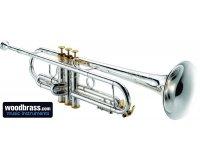 Woodbrass: La trompette XO1602RS argentée à trois pistons à 1039€ au lieu de 2500€