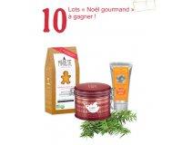 """Le Couvent des Minimes: 10 lots """"Noël Gourmand"""" avec Lov Organic et Marlette à gagner par tirage au sort"""