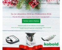 Kobold: Calendrier de l'avent : + de 150 cadeaux à gagner