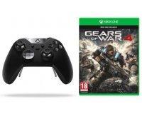 Fnac: 1 manette Xbox One Elite + le jeu Gears of War 4 à 99,99€