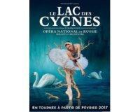 """Carrefour: 50 places pour le ballet """"Le lac des cygnes"""" à gagner"""