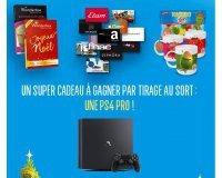 Flunch: Calendrier de l'avent : 1 PS4, 11 Wonderbox, des cartes cadeaux à gagner