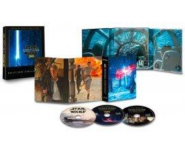 Amazon: Coffret Blu-ray 3D collector Star Wars : Le Réveil de la Force à 19,99€
