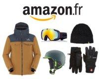 Amazon: 20% de réduction sur la nouvelle collection Ski & Snow