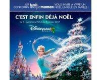 Magicmaman: 5 séjours pour 4 personnes à Disneyland Paris à gagner