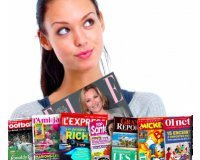 Kiosque FAE: Jusqu'à 85%de réduction sur les abonnements magazines