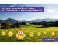 Voyages SNCF: Ouverture ventes autome : Votre billet de train IDTGV dès 19€ l'aller