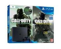Micromania: PS4 Slim 1To + CoD : Infinite Warfare Ed. Legacy + Modern Warfare a 369,99€