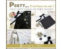 Promod: Story de l'Avent 6 décembre: 1 e-carte cadeau de 150€ à gagner