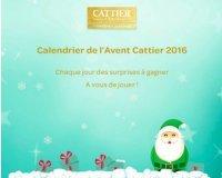 Cattier: Calendrier de l'Avent : 24 assortiments de produits Cattier à gagner