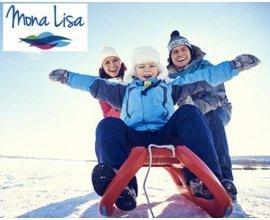 Femme Actuelle: 2 séjours au ski avec Mona Lisa à gagner