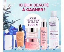 Dr Pierre Ricaud: 10 box beauté à gagner