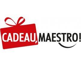 Cadeau Maestro: Livraison gratuite en point relais dès 40€ d'achat