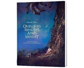 """Allociné: Des livres """"Quelques minutes après minuit"""" de Patrick Ness à gagner"""