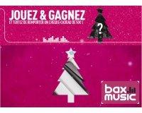 Bax-shop: Tentez de gagnez un chèque de 50€ en devinant l'instrument caché