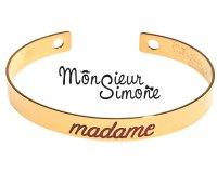 Prima: 18 Joncs Madame, plaqué Or, Bordeaux de Monsieur Simone à gagner
