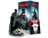 Amazon: Coffret Blu-ray collector Batman v Superman: L'Aube de la Justice à 49,99€