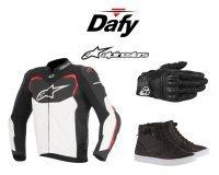 Dafy Moto: 15% d'économie sur les équipements de moto Alpinestars