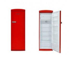 r frig rateur tr s vintage rouge tfnvin311 569 au lieu de 959 auchan. Black Bedroom Furniture Sets. Home Design Ideas