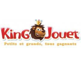 King Jouet: 2 jouets achetés = le 3ème offert