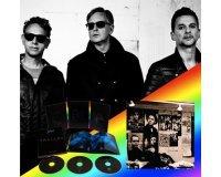 """RFM: 1 pack """"Video singles collection"""" de Depeche Mode (3 DVD + Vinyle) à gagner"""