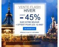 Disneyland Paris: Jusqu'à -45% sur votre séjour à Disneyland Paris