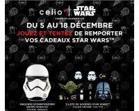 Celio*: 1 enceinte « Stormtrooper » et 2 pack de cadeaux Star Wars à gagner