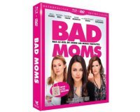 Chérie FM: 5 combo DVD / Blu-ray du film Bad Moms à gagner
