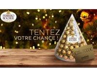Ferrero: 1000€ de bons d'achats Maisons Du Monde & 10 pyramides Ferrero Rocher à gagner