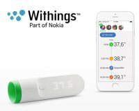 Femme Actuelle: 15 thermomètres temporaux connectés Withings Thermo à gagner