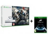 Micromania: Xbox One S 1 To + 2 jeux dématérialisés (Gears of War 4 et Forza 6) à 299€