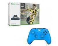 Amazon: Console Xbox One S 500 Go Storm Grey + Fifa 17 + 2e manette sans fil à 249,99€