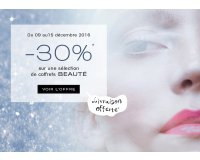 Galeries Lafayette: -30% sur une sélection de coffrets Beauté