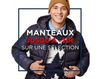Celio*: Jusqu'à -20€ sur une sélection de manteaux