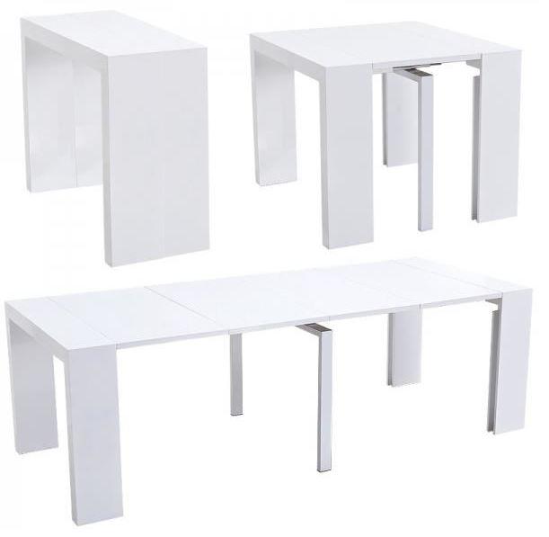 Console Extensible En Table De 40 A 270 Cm 10 Couverts A 299 99