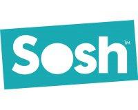 Sosh: Forfait mobile tout illimité + 20 Go d'internet à 9,99€ / mois pendant 1 an