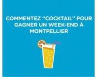 OUIGO: 1 week-end avec aller/retour en train OUIGO à Montpellier ou à Rennes à gagner