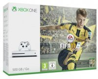 Amazon:  Pack Xbox One S 500Go + FIFA 17 à 199€ au lieu de 299€